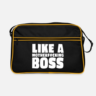 Like A Boss like a motherfcking boss 1c / like a boss - Sac Retro