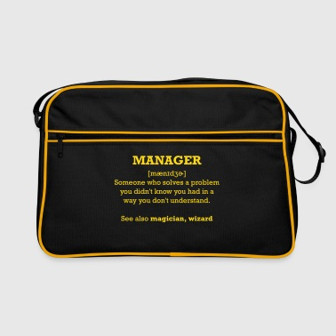 manager - wizard - Sac Retro