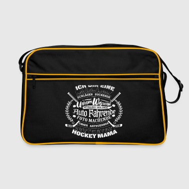 Hockey Mama - Retro Tasche