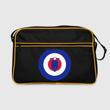 mods scooter target 2 - Retro Bag