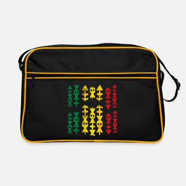 Rasta Rasta Message - Retrotasche