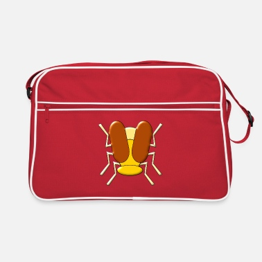 Fly Insect Fly Flying Insect Fly Flying - Retro Bag