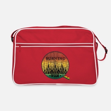 Ragga burning raggae - Retro Bag