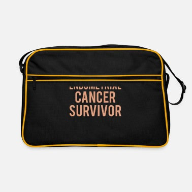 Endometrial Cancer Survivor Endometrial Cancer: Endometrial Cancer Survivor - Retro Bag
