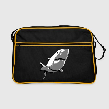 Requin - Sac Retro