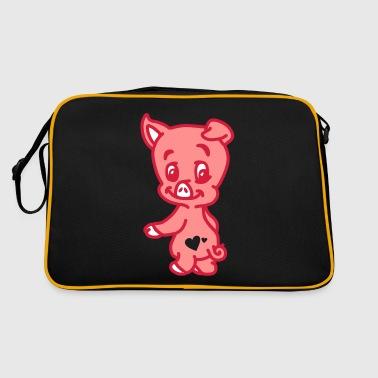 Sacs et sacs dos cochon commander en ligne spreadshirt - Dessin cochon debout ...