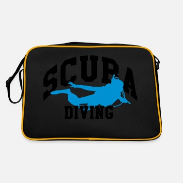 Scuba Scuba diving - Retrolaukku