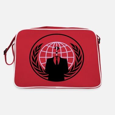 Anonymous Anonymous Logo - Retro Bag