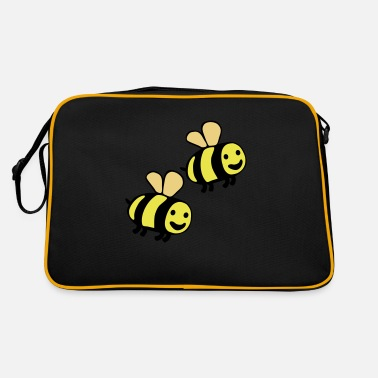 Bee Bee Bees - Retro Bag