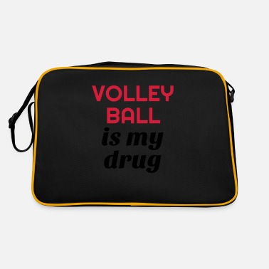 Volley Volleyball - Volley Ball - Volley-Ball - Sport - Retrolaukku