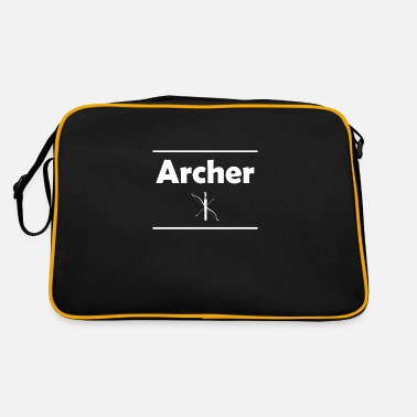 Archer Archer - Retro Bag