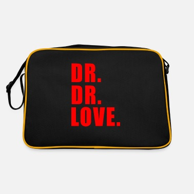 DR DR LOVE GIFT FUCKBOY LOVER REALITY TV COUPLE - Retro Bag
