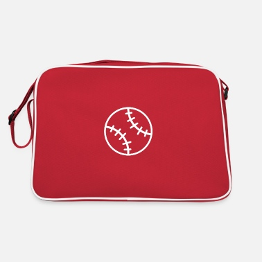 Sport Baseball bat baseball player baseball gift - Retro Bag