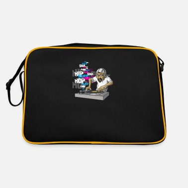 Dj Dj hip hop - Retro Bag