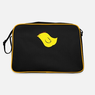 Sweet Easter chick - Retro Bag