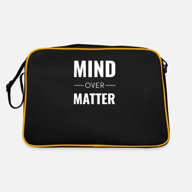 Punch Mind Over Matter - Retro Bag