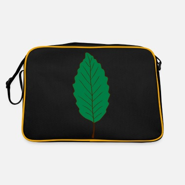 Leaf leaf - Retrotasche