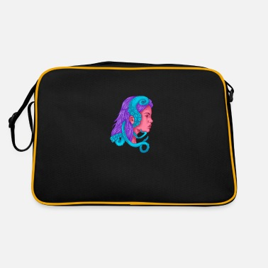 Woman with Tentacles - Retro Bag