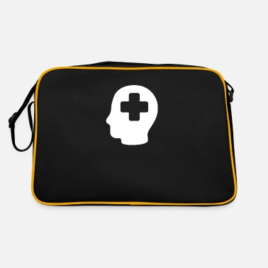 Mental Health - Retro Bag