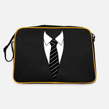 Necktie Suit / Necktie - Retro Bag