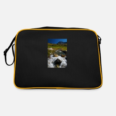 Wildbach Alp Flix Wildbach - Retrotasche