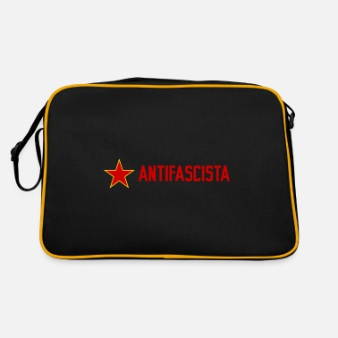 Antifascist antifascist - Retro Bag