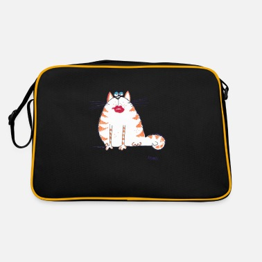 Glamour Glamour puss - Retro Bag