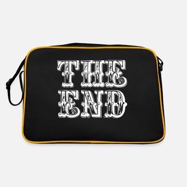 End the end | The end - Retro Bag