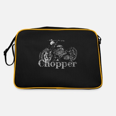 Chopper chopper - Borsa retrò