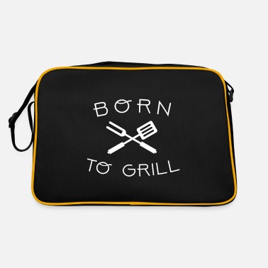 Born To Grill Born to grill - Retrotasche