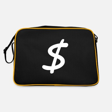 Dollar Dollar - Retrotasche