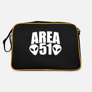 Area 51 AREA 51 - Retrotasche