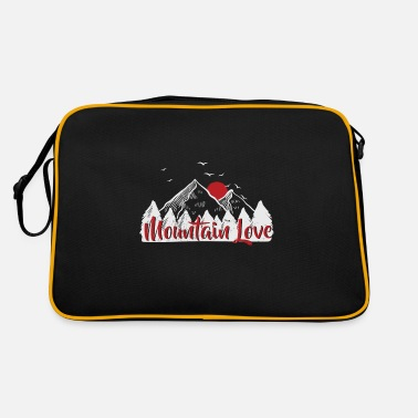Mountain Love Mountain Love - mountain love - Retro Bag