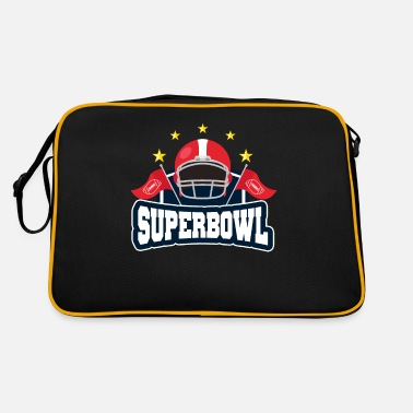 Super Bowl Super Bowl - Retro Bag