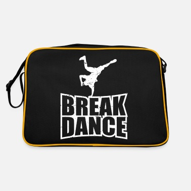Breakdance Breakdance breakdancer gift kids boy dance - Torba retro