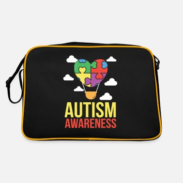Day Autism Awareness - Attention Autism - Retroväska