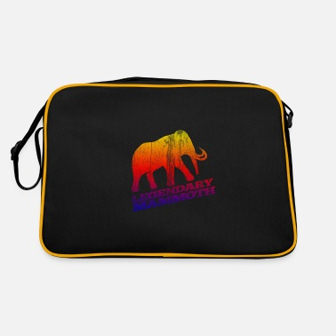 Primal Mammoth Ice Age Primal Gift - Retro Bag