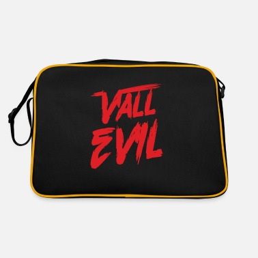 Pull The Root Root of All Evil - Root of All Evil Gift - Retro Bag