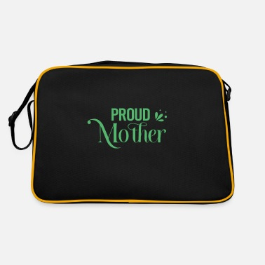 Mother's Day Mother's Day Mother's Day Mother's Day Mother's Day - Retro Bag