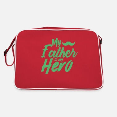 Father's Day Father's Day Father's Day Father's Day Father's Day - Retro Bag