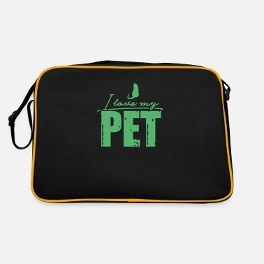 Pet Pet Pet Pet Pet - Retro Bag