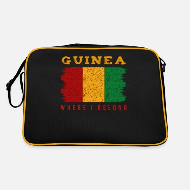 Guinea Guinea - Retro Bag