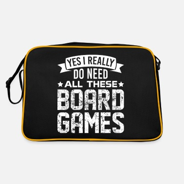 Dungeons I Really Do Need All These Board Games RPG - Retro Bag