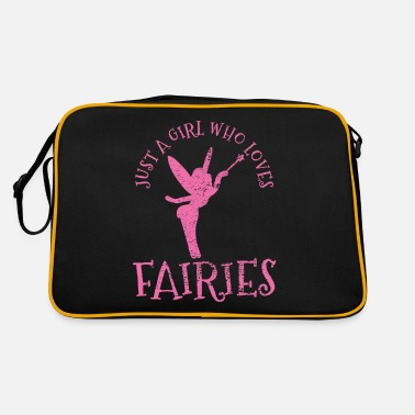 Fairy Fairy fairy fairy - Retro Bag