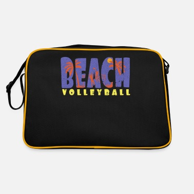 Beach Volleyball Beach volleyball Beach volleyball Beach volleyball - Retro Bag
