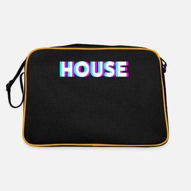 House House - Retrotasche