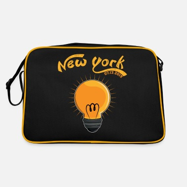 New York Blackout NYC Manhattan Stromausfall - Retrotasche