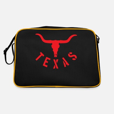 Texas Texas - Retrotasche