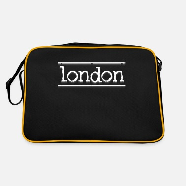 London London London London - Retro Bag