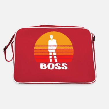 For Boss The boss - Retro Bag